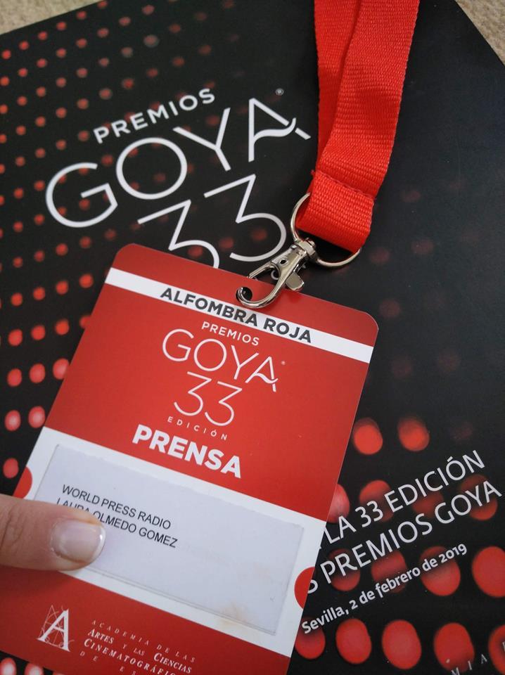 Acreditacin de los Goya